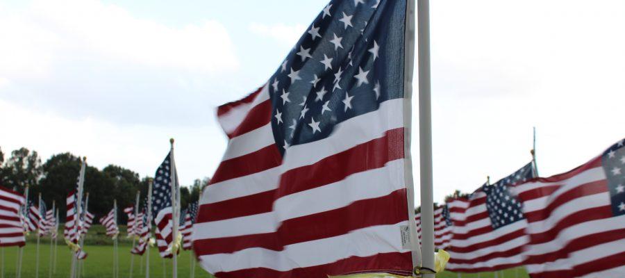 Memorial Flag Field